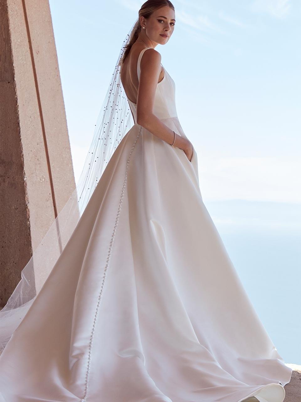 Pearl's Bridal Watters Bridal Dress