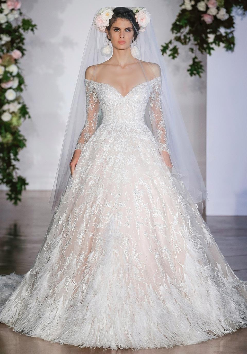 Wedding Dress Silhouette Style - Ballgown