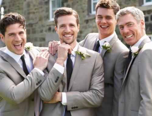 The Groom's Traditional Wedding Duties