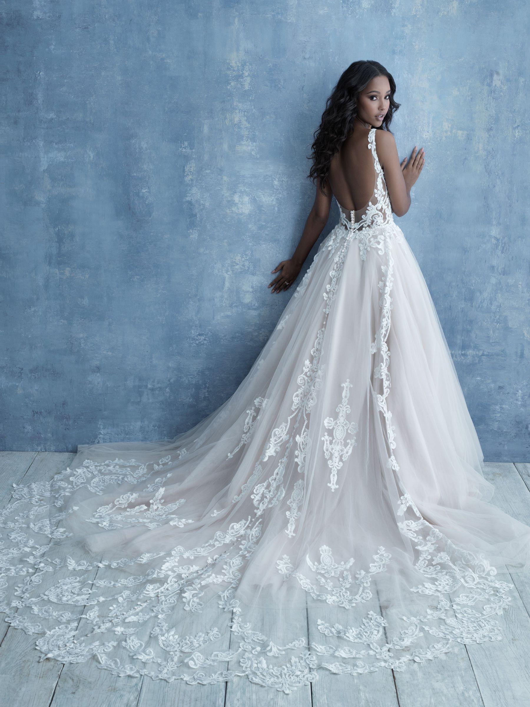 Allure Bridal Stunning Dress Style: 9703