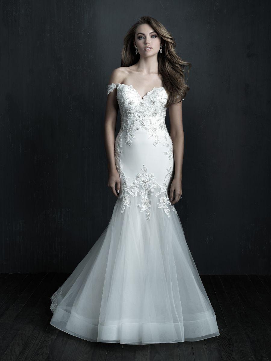 Allure romantic bridal gown Style: C568