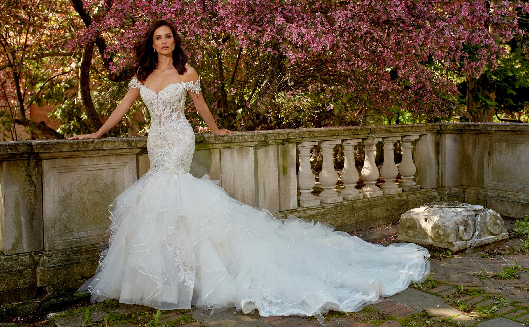 Eve of Milady Designer Wedding Dresses