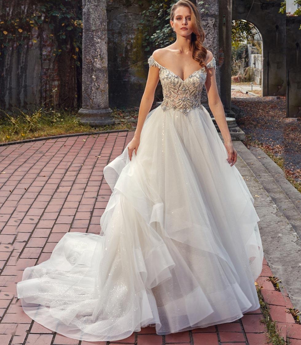 Eve of Milady Designer Wedding Gowns