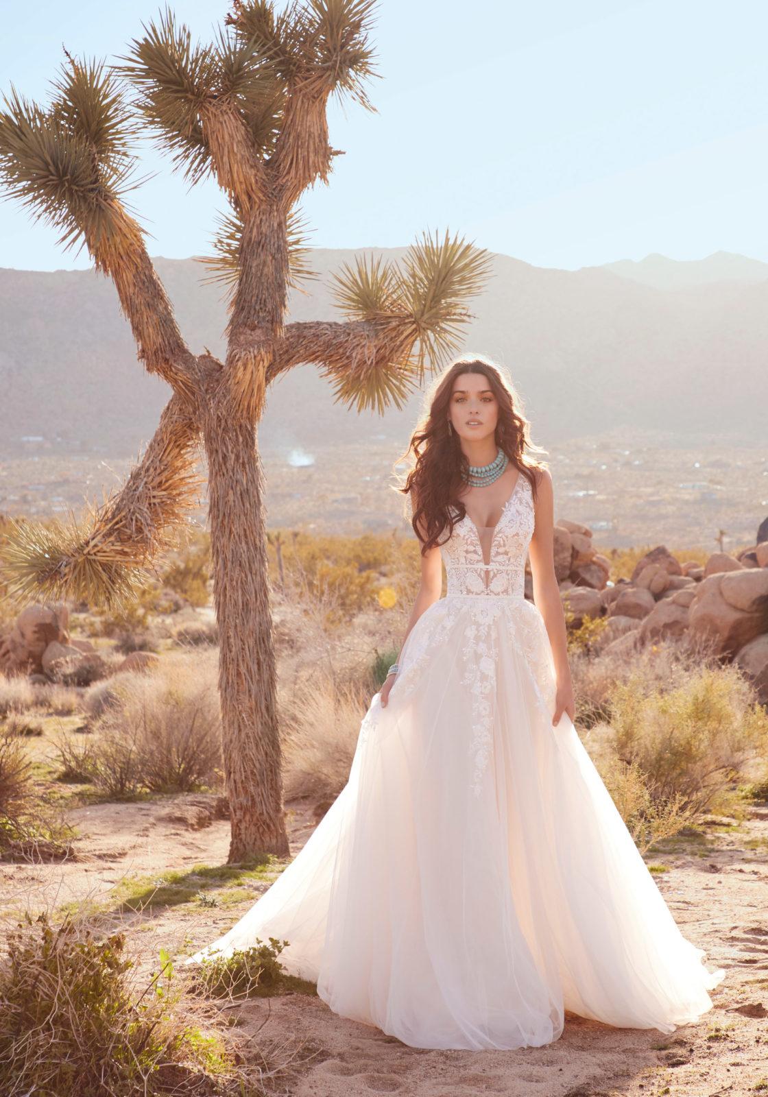 Morilee Designer Wedding Dresses at Pearls Place